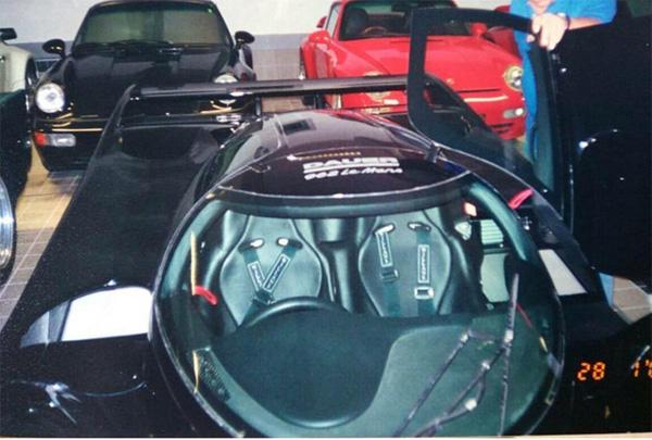 Bộ sưu tập hàng nghìn xe siêu hiếm của quốc vương Brunei-1