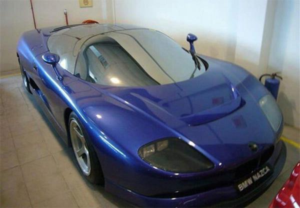 Bộ sưu tập hàng nghìn xe siêu hiếm của quốc vương Brunei-2