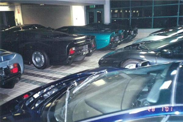 Bộ sưu tập hàng nghìn xe siêu hiếm của quốc vương Brunei-3