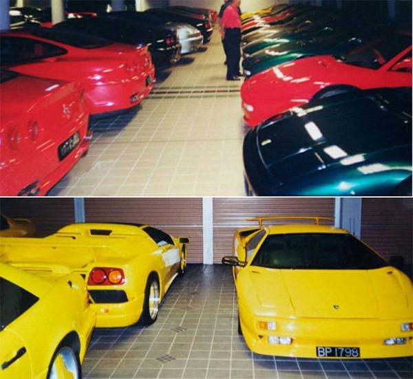 Bộ sưu tập hàng nghìn xe siêu hiếm của quốc vương Brunei-6
