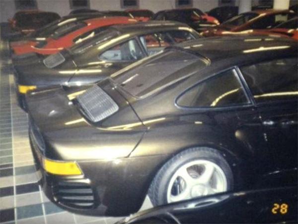 Bộ sưu tập hàng nghìn xe siêu hiếm của quốc vương Brunei-9