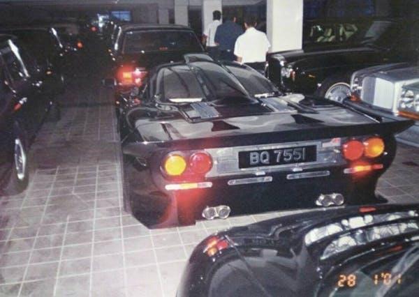 Bộ sưu tập hàng nghìn xe siêu hiếm của quốc vương Brunei-10