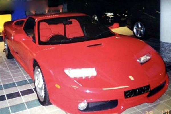 Bộ sưu tập hàng nghìn xe siêu hiếm của quốc vương Brunei-11