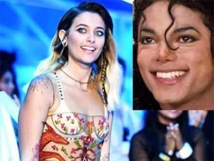 Con gái đẹp lạ của Michael Jackson chỉ mặc