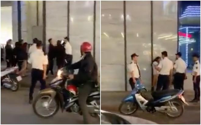 Hà Nội: Bồ nhí bị lột đồ, túm tóc tát dã man ngay giữa phố vì đã giật chồng còn thách thức chị vợ không biết giữ chồng-7