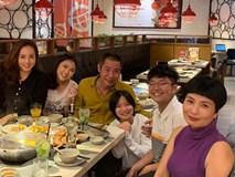 Nghệ sĩ Công Lý tổ chức tiệc sinh nhật cho con gái, vợ cũ và bạn gái đều tham dự, chỉ một mình Thảo Vân vắng mặt