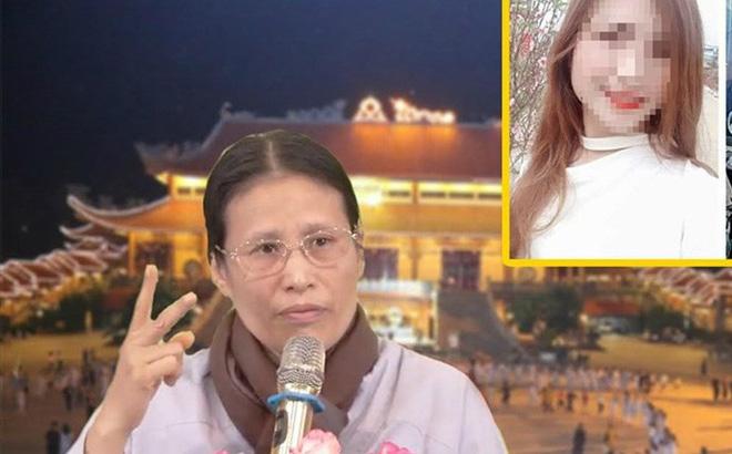 Bà Phạm Thị Yến nói trong cuộc điện thoại xin lỗi mẹ nữ sinh giao gà: Nói đi thì nhẹ nhưng nói lại thì nặng-1