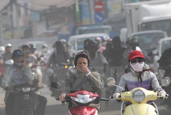 Ô nhiễm không khí kinh hoàng ở Hà Nội đáng sợ đến mức độ nào?-1