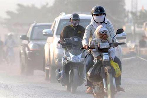 Ô nhiễm không khí kinh hoàng ở Hà Nội đáng sợ đến mức độ nào?-4