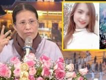 Bà Phạm Thị Yến nói trong cuộc điện thoại xin lỗi mẹ nữ sinh giao gà: