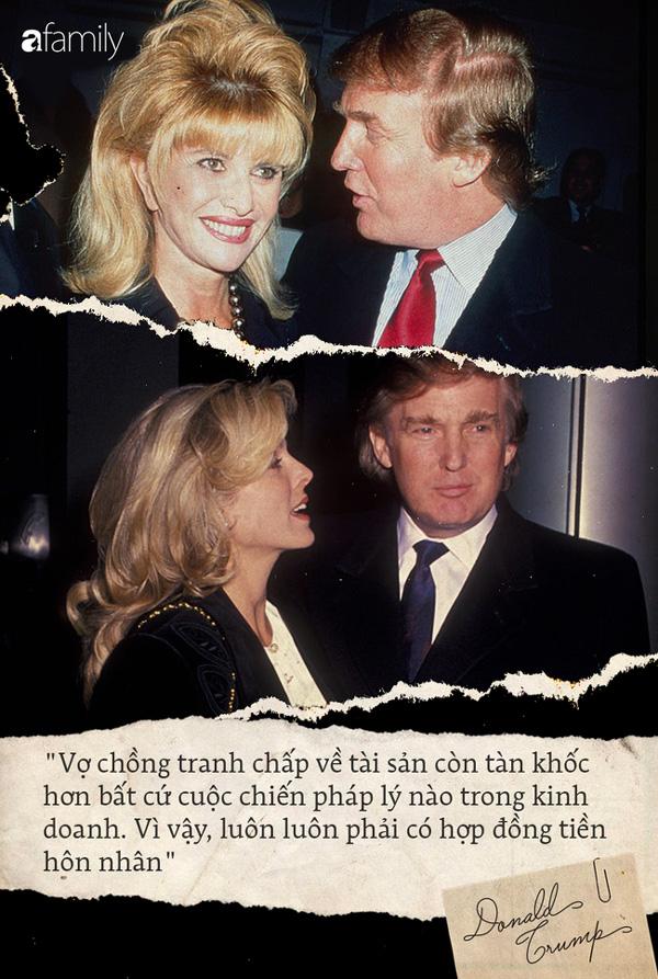 Hãy khôn ngoan, tỉnh táo như Tổng thống Trump: Sau hai lần ly hôn vẫn sống tốt, giữ được tài sản, vợ cũ hài lòng, con cái vui vẻ chỉ nhờ điều đơn giản này-3