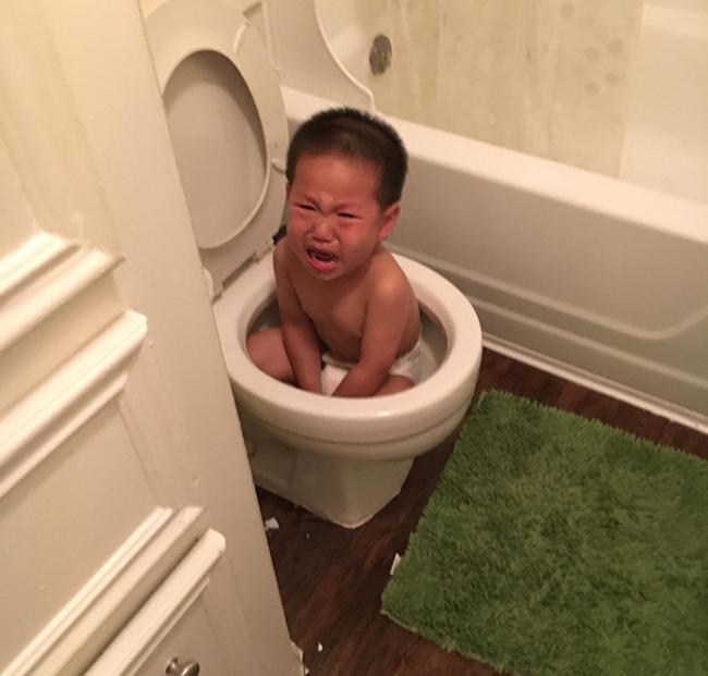 Sự ngây thơ của lũ trẻ khiến người lớn dở khóc dở cười-15
