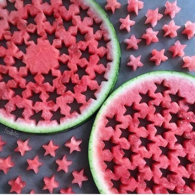 Những cách cắt xếp trái cây siêu cute mẹ nào cũng có thể làm được ngay vì cực dễ-2