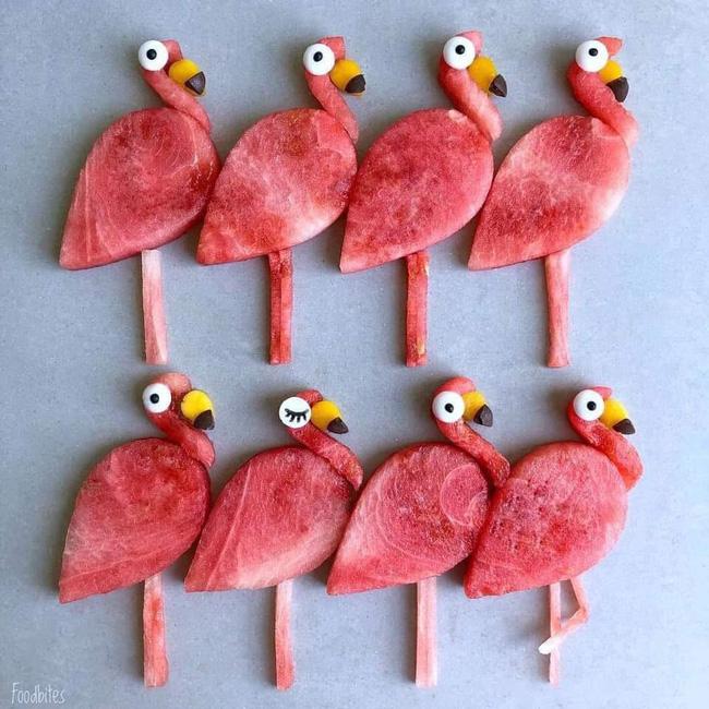 Những cách cắt xếp trái cây siêu cute mẹ nào cũng có thể làm được ngay vì cực dễ-4