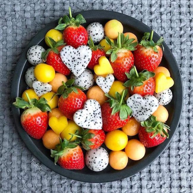 Những cách cắt xếp trái cây siêu cute mẹ nào cũng có thể làm được ngay vì cực dễ-5