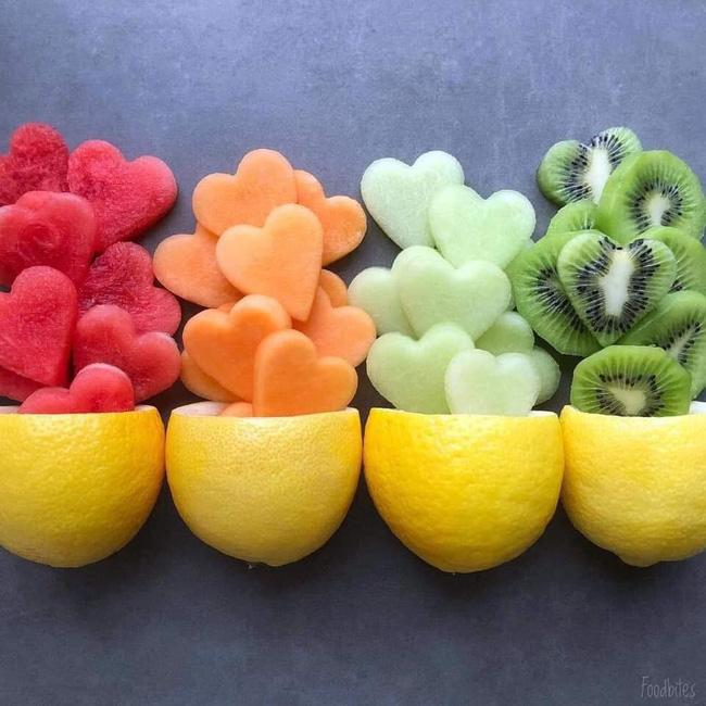 Những cách cắt xếp trái cây siêu cute mẹ nào cũng có thể làm được ngay vì cực dễ-6