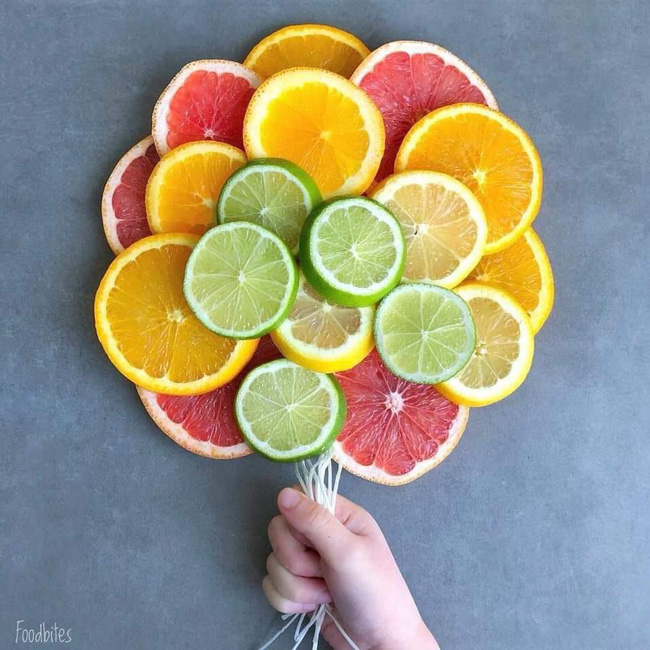 Những cách cắt xếp trái cây siêu cute mẹ nào cũng có thể làm được ngay vì cực dễ-9