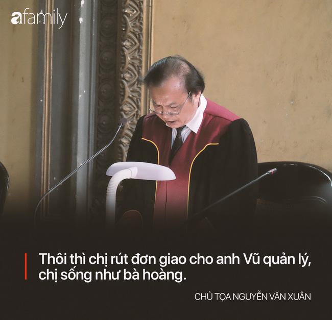 Những điều đặc biệt về vị chủ tọa trong phiên tòa vụ ly hôn nghìn tỷ của Trung Nguyên-1