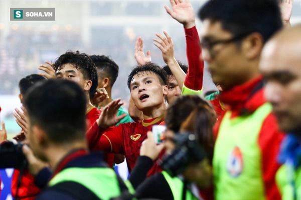 Sau thanh kiếm lệnh được trao cho thầy Park, là tham vọng thực sự của bóng đá Việt Nam-2