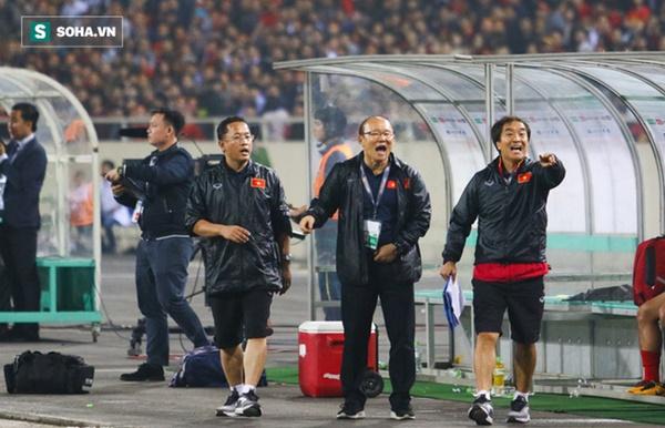 Sau thanh kiếm lệnh được trao cho thầy Park, là tham vọng thực sự của bóng đá Việt Nam-5