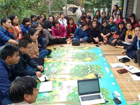 Gần 300 giáo viên ở Hà Nội có nguy cơ mất việc: Nếu nghỉ việc thật chắc đi nhặt rác thôi-1