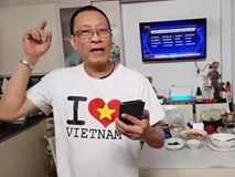 MC Lại Văn Sâm hát 'Này ông Park có tí tóc trên đầu'