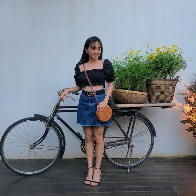 2 cô gái tuổi đôi mươi có nét đẹp lai, gợi cảm mê hồn, được showbiz Việt săn đón-6