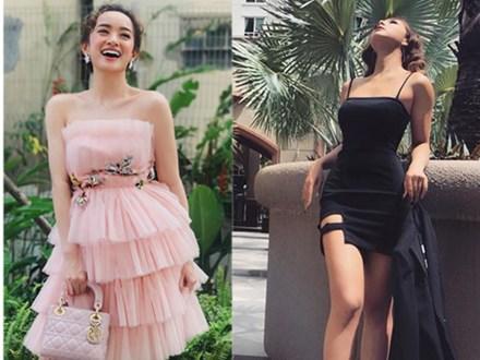 2 cô gái tuổi đôi mươi có nét đẹp lai, gợi cảm mê hồn, được showbiz Việt săn đón