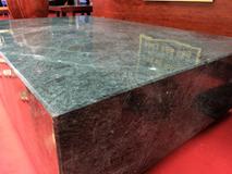 Sập đá cẩm thạch độc nhất vô nhị ở Việt Nam, giá 2,6 tỷ đồng