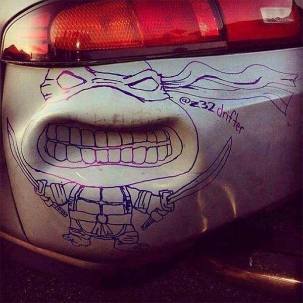 Chết cười với những trường hợp sửa xe bằng IQ vô cực thay vì đem ra thợ-9