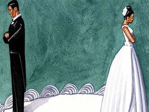 Kết hôn được 2 tháng, cặp vợ chồng trẻ buộc phải ly hôn vì phát hiện sự thật động trời này-1