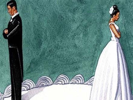 Kết hôn được 2 tháng, cặp vợ chồng trẻ buộc phải ly hôn vì phát hiện sự thật động trời này
