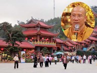Đại đức Thích Trúc Thái Minh xin lỗi nhân dân, phật tử sau khi chùa Ba Vàng truyền bá vong báo oán