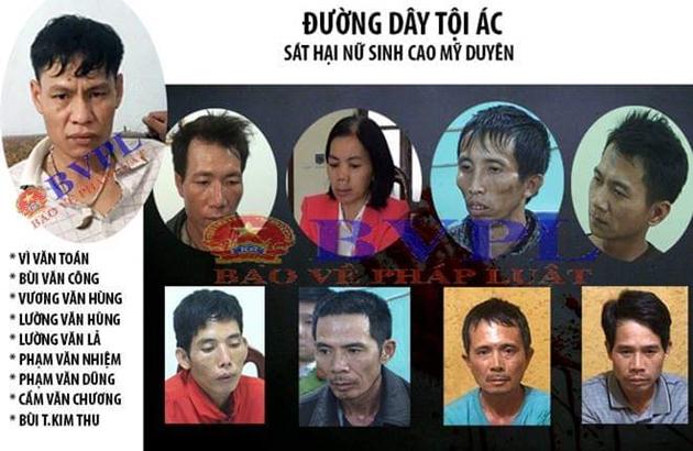 Nữ sinh bị sát hại khi đi giao gà ở Điện Biên: Bắt vợ của nghi phạm thứ 9-1
