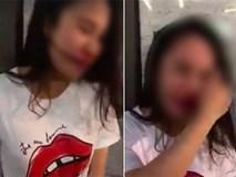 Xác định 4 người liên quan đến vụ hành hung cô gái trẻ giữa phố