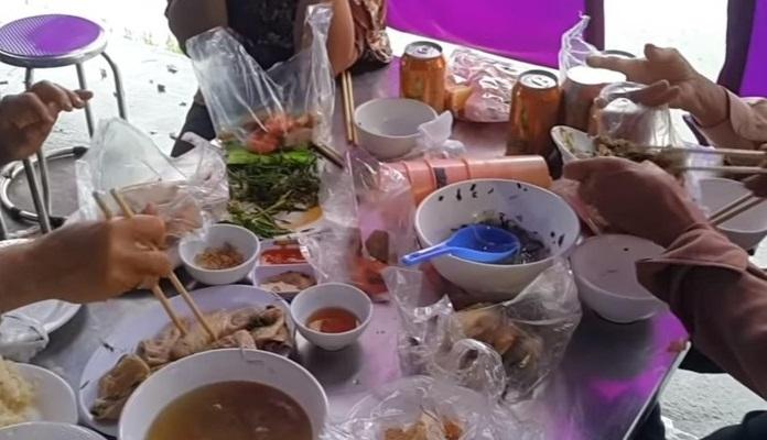 Sự thật việc đi ăn cỗ lấy phần bị phạt tiền ở Nam Định-2