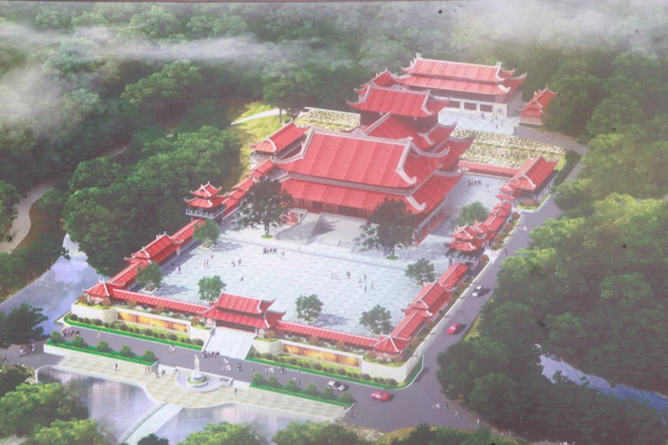 Nhận quyên góp xây dựng chùa Ba Vàng Quảng Nam: Đại đức Thích Trúc Thái Minh giải trình thế nào?-2