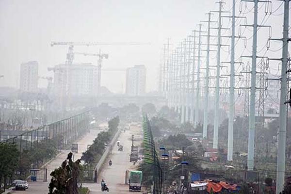 Báo động ô nhiễm không khí ở Hà Nội: Cái giá của cuộc sống hiện đại?-2