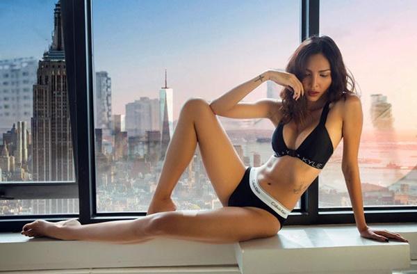 Bạn gái tin đồn của Hoa hậu Kỳ Duyên: Gia thế khủng, hình thể nóng bỏng nhất nhì showbiz-2