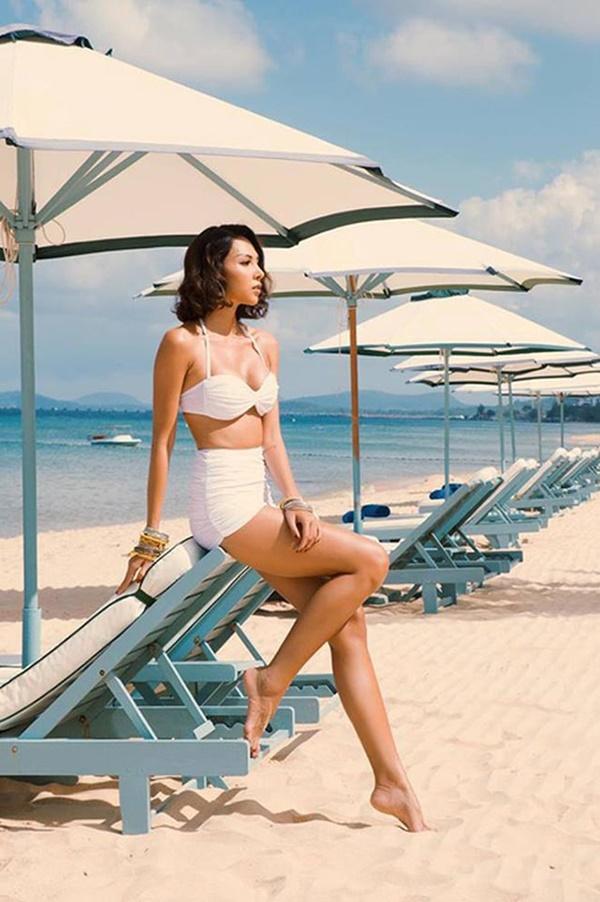 Bạn gái tin đồn của Hoa hậu Kỳ Duyên: Gia thế khủng, hình thể nóng bỏng nhất nhì showbiz-5