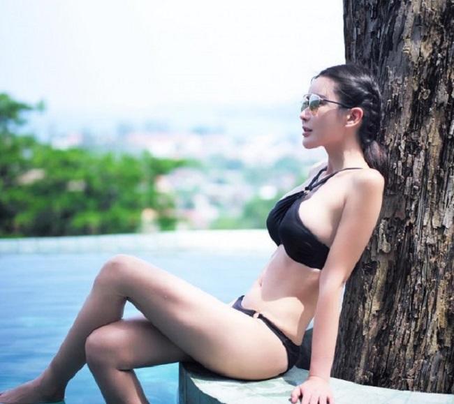 Vẻ đẹp đàn bà của nữ đại gia Singapore nhận 9 tỷ đồng/tháng sau ly hôn-11