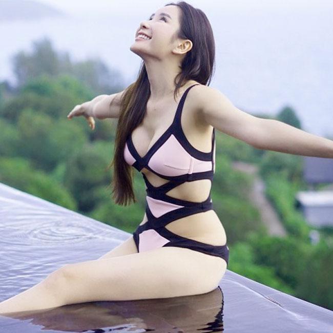 Vẻ đẹp đàn bà của nữ đại gia Singapore nhận 9 tỷ đồng/tháng sau ly hôn-14