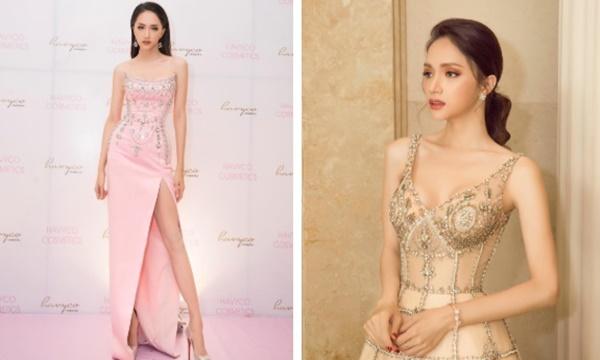 Hương Giang khoe vòng eo con kiến đáng kinh ngạc, dấy lên nghi ngờ Hoa hậu Chuyển giới đã cắt xương sườn-5