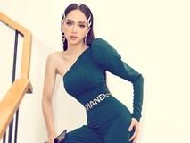 Hương Giang khoe vòng eo con kiến đáng kinh ngạc, dấy lên nghi ngờ Hoa hậu Chuyển giới đã