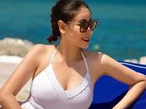 Hạnh phúc trong mơ của 'Hoa hậu giàu có nhất Việt Nam' sau khi ly hôn người chồng tù tội