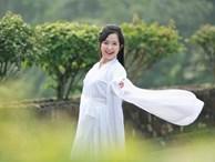 Lan 'Những cô gái trong thành phố' tung ảnh xinh đẹp như Tiểu Long Nữ trong phim cổ trang
