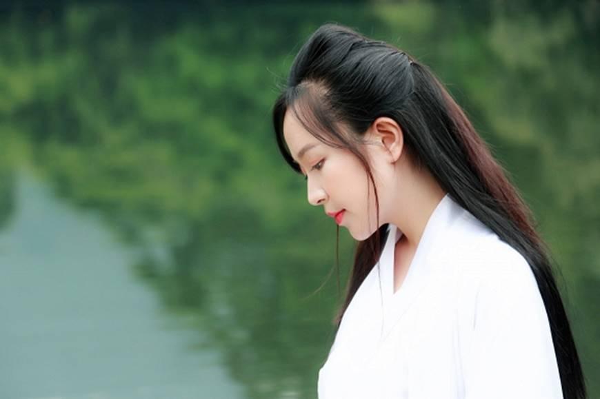 Lan Những cô gái trong thành phố tung ảnh xinh đẹp như Tiểu Long Nữ trong phim cổ trang-9