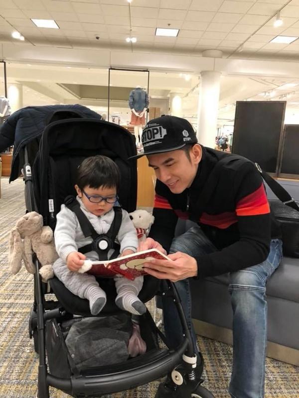 Con của Đan Trường, Tăng Thanh Hà, Hà Hồ - nhóm rich kid showbiz-2