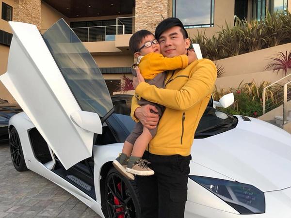 Con của Đan Trường, Tăng Thanh Hà, Hà Hồ - nhóm rich kid showbiz-3