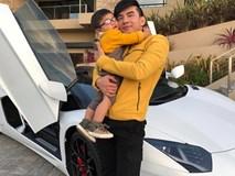 Con của Đan Trường, Tăng Thanh Hà, Hà Hồ - nhóm rich kid showbiz